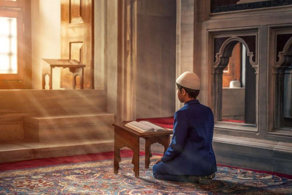 children and Quran featured image