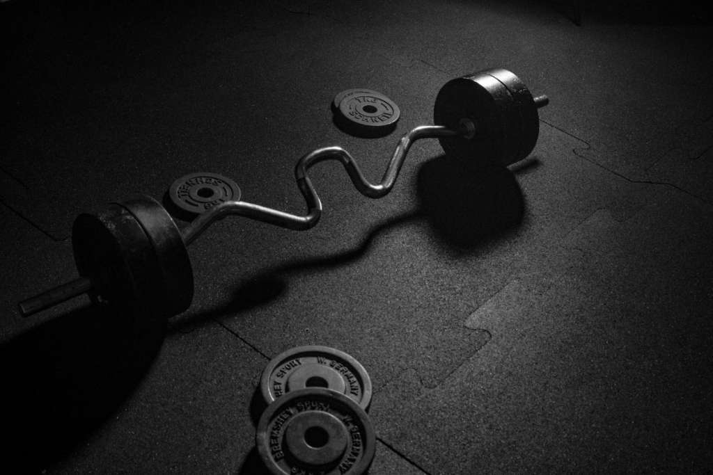 gym equipment to answer can you listen to Quran while working out?