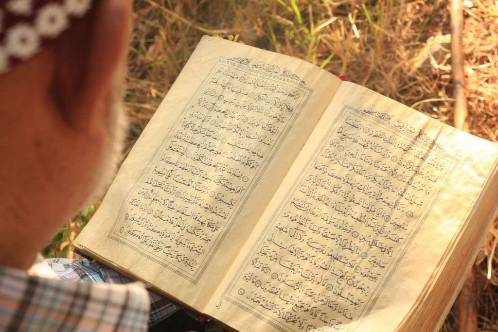 reading quran to show the best courses to learn quran for adults